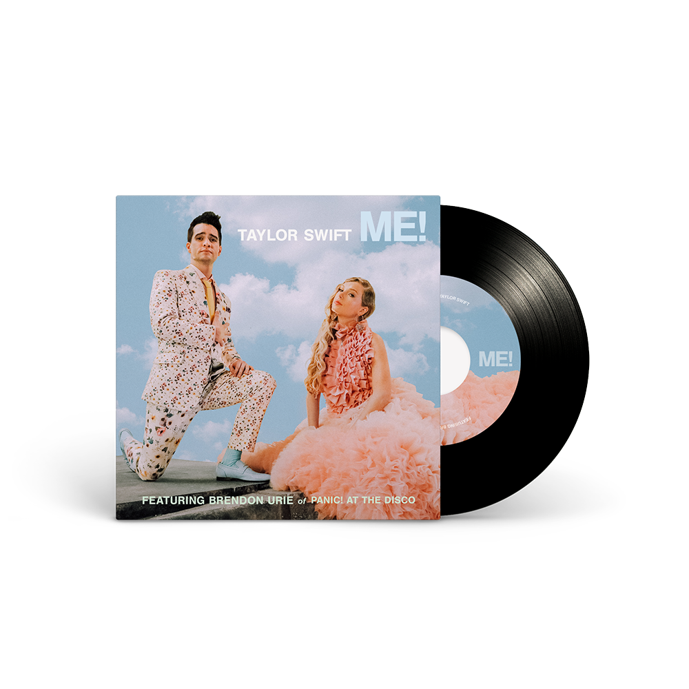 Taylor Announces Limited Edition ME! CD and Vinyls - Taylor