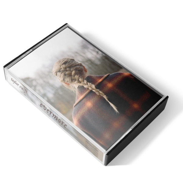 evermore album deluxe edition cassette