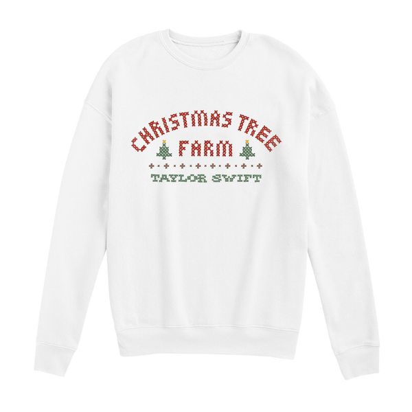 """Christmas Tree Farm"" Pullover"
