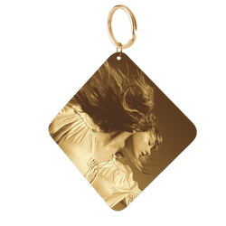 album cover keychain
