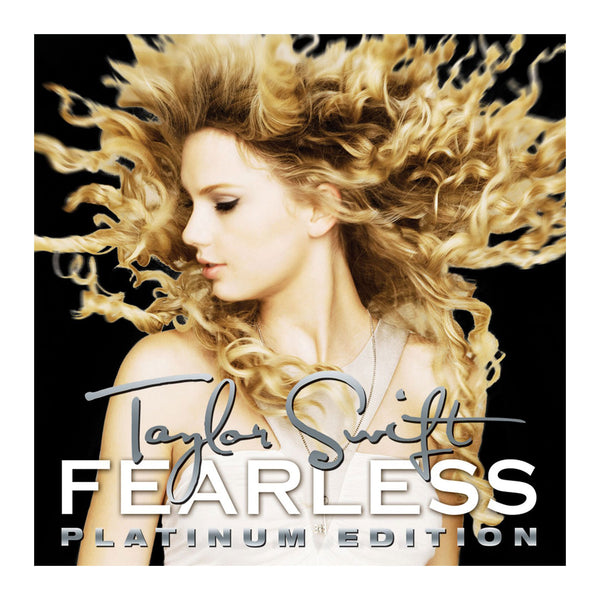 FEARLESS CD - PLATINUM EDITION