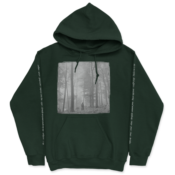 "the ""in the trees"" hoodie"