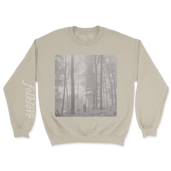 "the ""in the trees"" pullover"