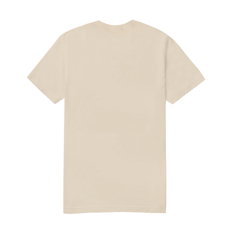 LYRIC ILLUSTRATION CREAM TEE
