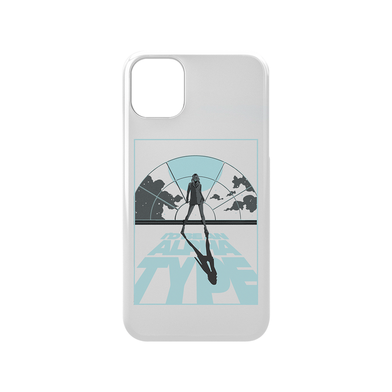 LYRIC ILLUSTRATION PHONE CASE