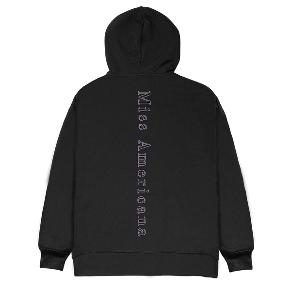 """Miss Americana"" Film Dark Grey Hoodie"
