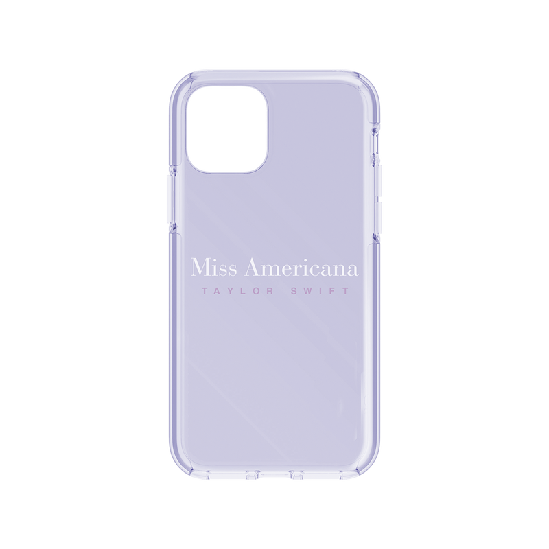 """Miss Americana"" Film Phone Case"