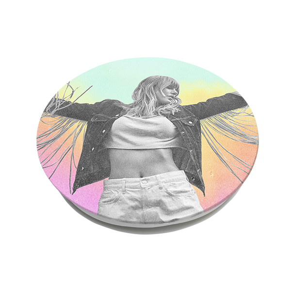 RAINBOW PHONE STAND BY POPSOCKETS® WITH PHOTO
