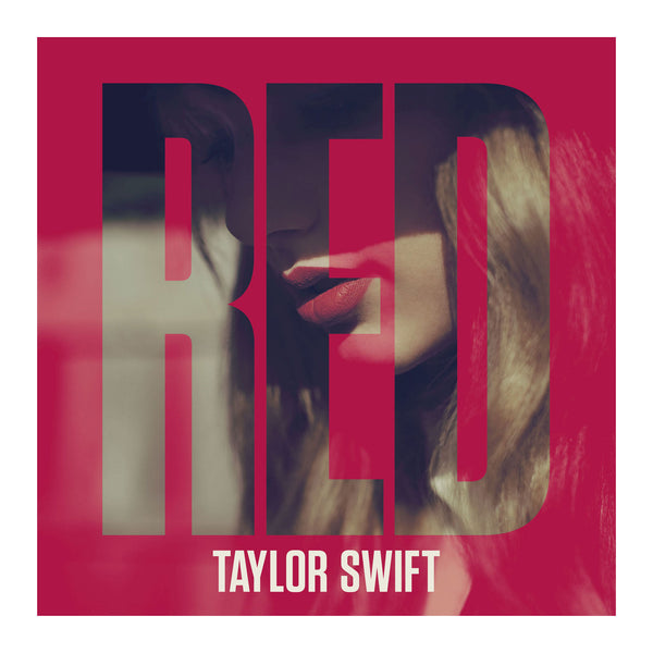 RED DELUXE EDITION CD