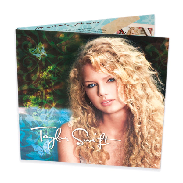 """Taylor Swift"" Self Titled Vinyl LP"