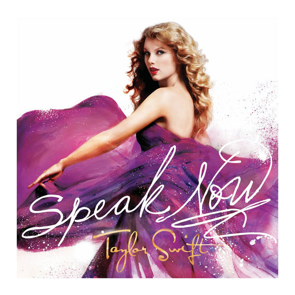 "Taylor Swift - ""Speak Now"" CD"