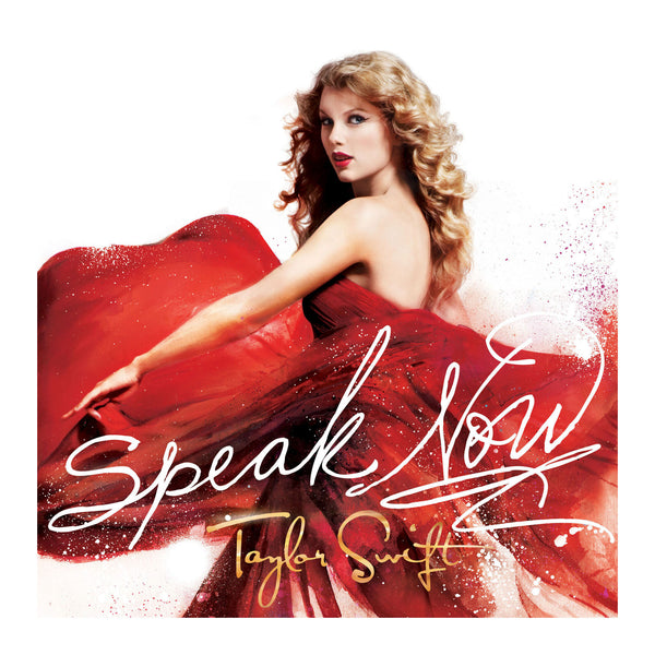 "Speak Now Deluxe Edition CD (Feat. ""Ours"")"