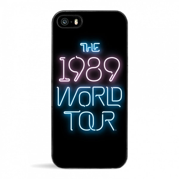 BLACK THE 1989 WORLD TOUR™ PHONE CASE 5