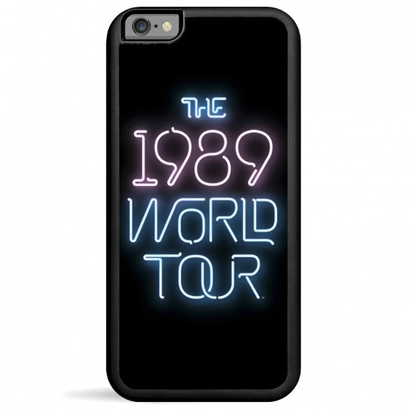BLACK THE 1989 WORLD TOUR™ PHONE CASE 6 PLUS