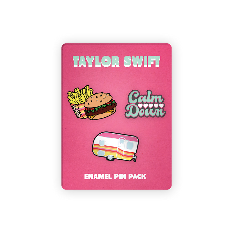 Taylor Swift® Enamel Pin Pack