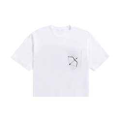 Track 5 Pocket Crop Tee