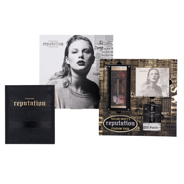 reputation Stadium Tour Collector's Box Contents