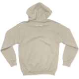 "the ""in the trees"" tan hoodie"