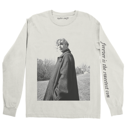 "the ""forever is the sweetest con"" long sleeve"