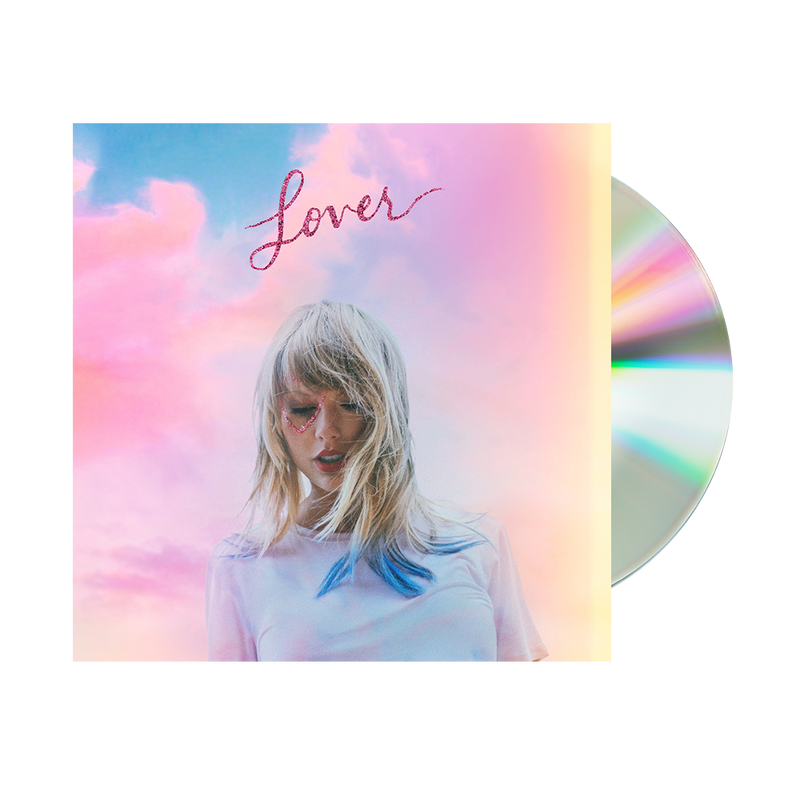 LOVER STANDARD EDITION PHYSICAL CD