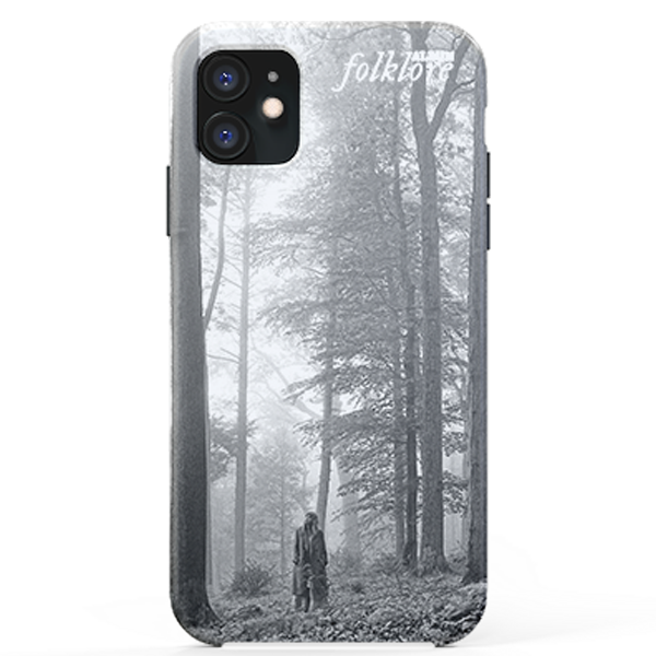 "the ""in the trees"" phone case"