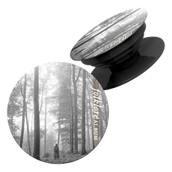 "the ""in the trees"" phone stand by PopSockets + standard digital album"