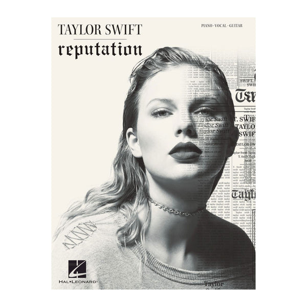 REPUTATION SONG BOOK