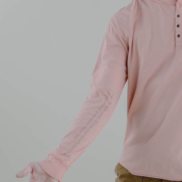 "the ""our coming of age has come and gone"" henley - limited edition"