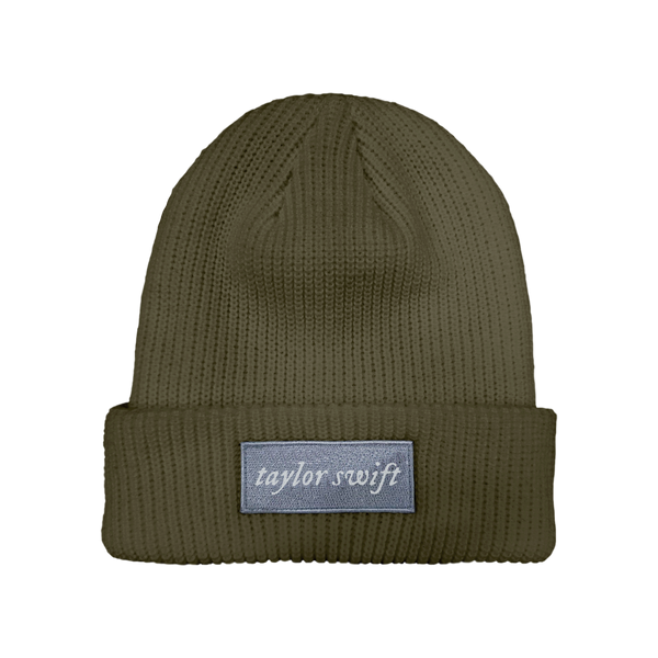 "the ""in from the snow"" beanie"