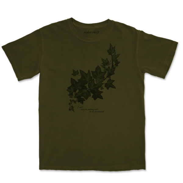"the ""roots in my dreamland"" t-shirt"