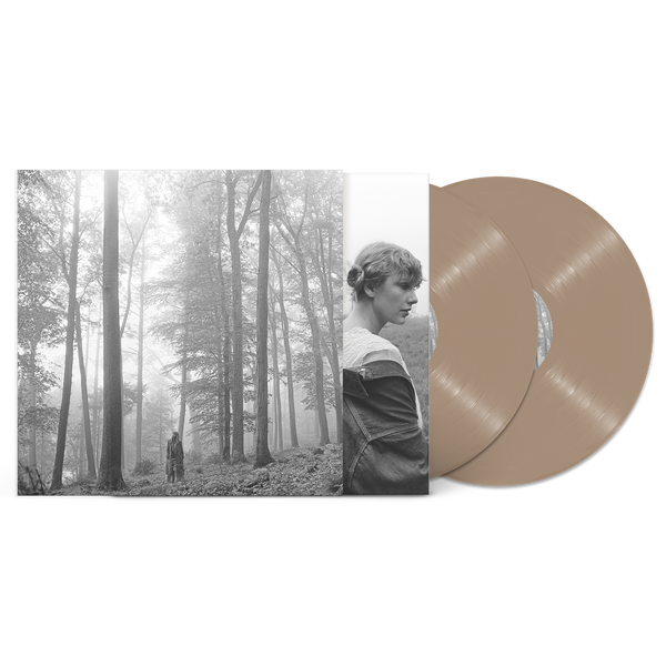 "1. the ""in the trees"" edition deluxe vinyl + digital deluxe album"