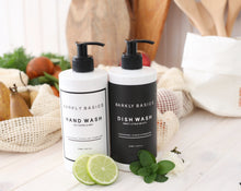 Barkly Basics hand wash and dish wash