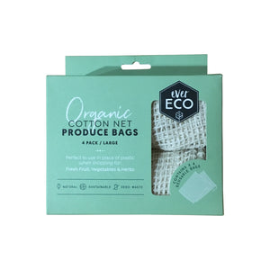 Ever Eco reusable produce bags four pack