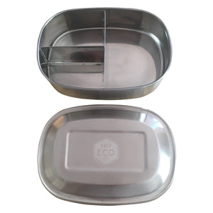Bento snack box - 3 compartments
