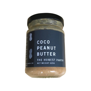 The Honest Pantry Coco peanut butter artisan, australian nut butter