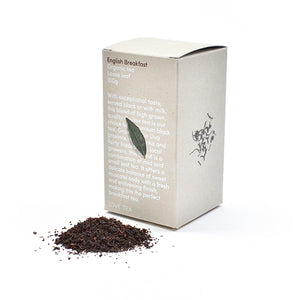 Love Tea English Breakfast loose leaf tea.