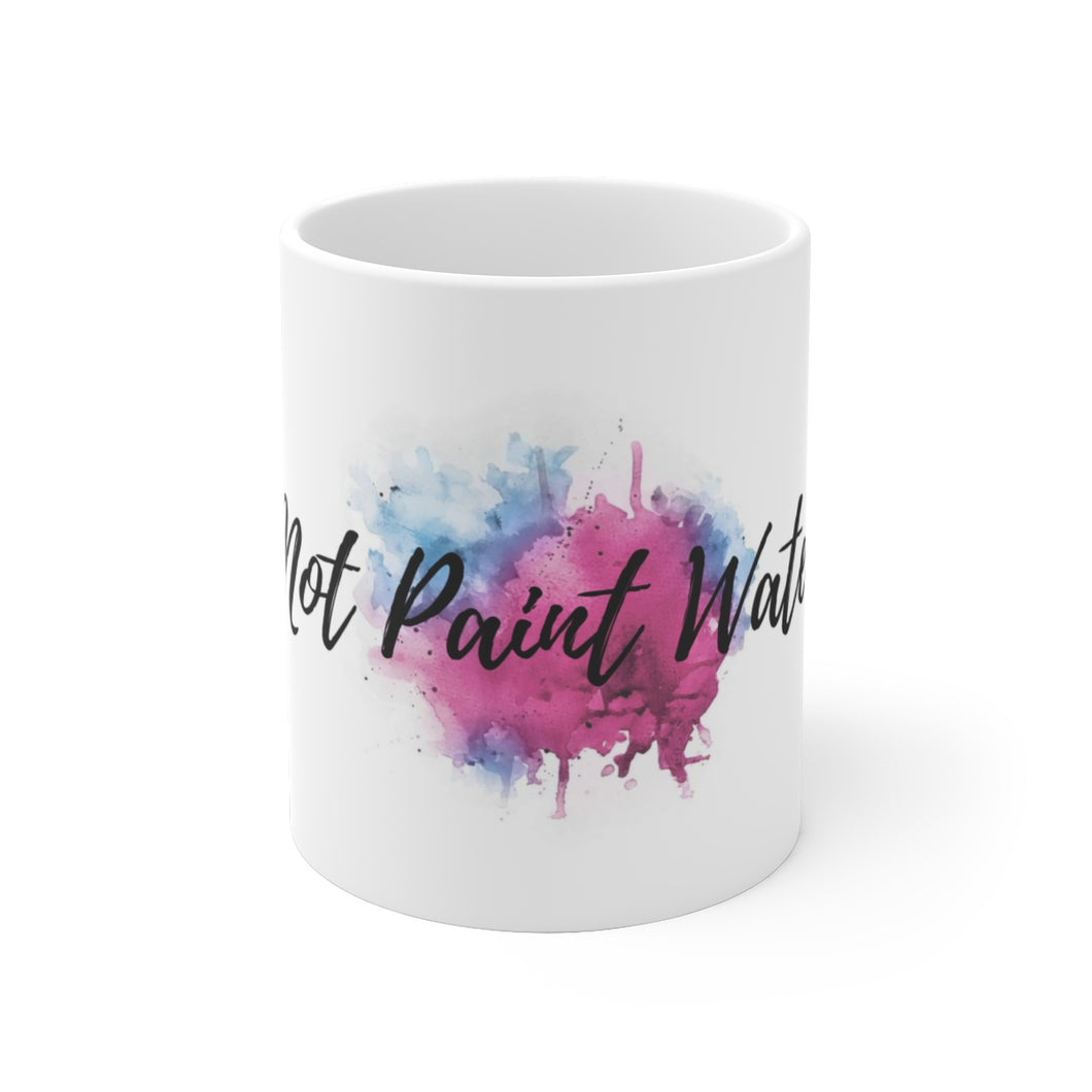NOT Paint Water Mug - Aphotic