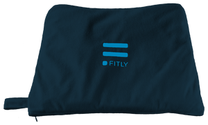 FITLY Towel - Innovative Seat Covers tidy blue