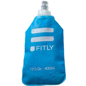 Soft flask Fitly Run : hydration 400 ml