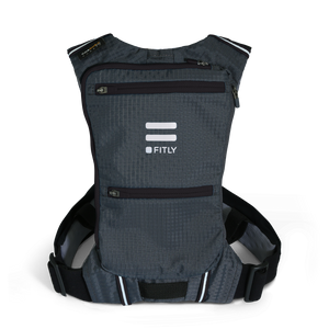 FITLY Innovative Running Pack - Classy Black
