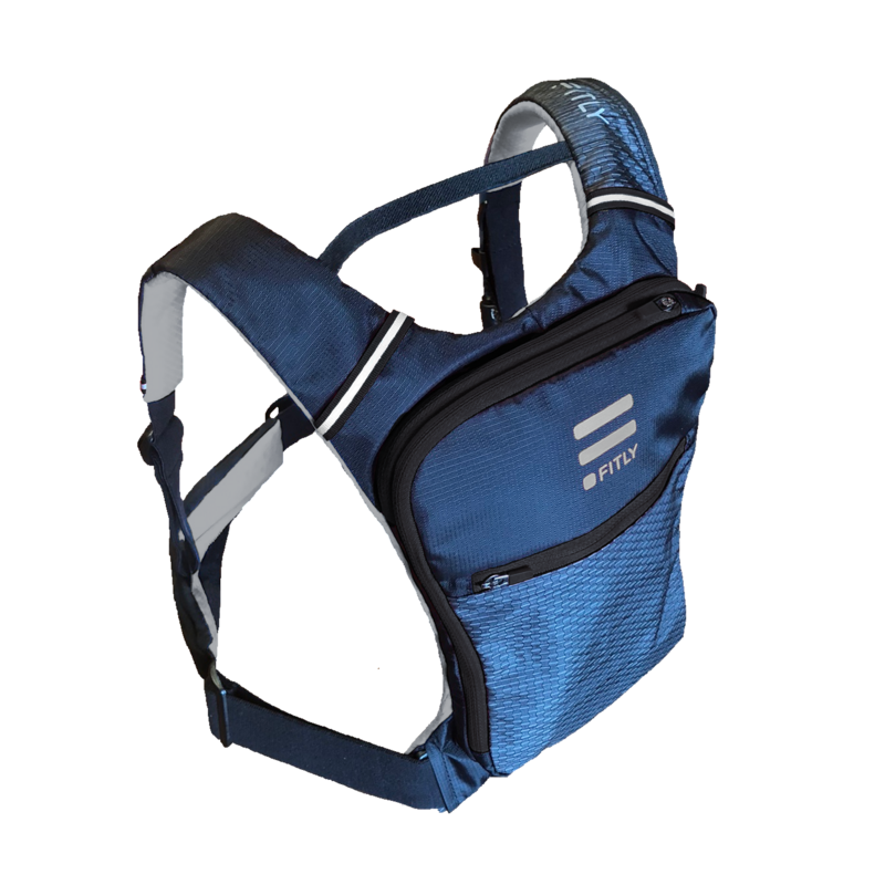 Fitly run Hydro Running pack back