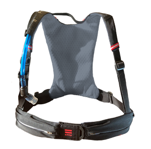 FITLY Run Hydro Running Pack Sub 90 back and chest belt