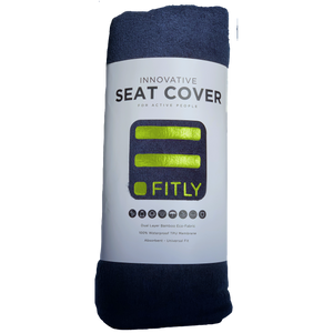 FITLY Towel - Innovative Seat Covers package yellow