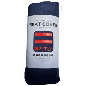 FITLY Towel - Innovative Seat Covers package red