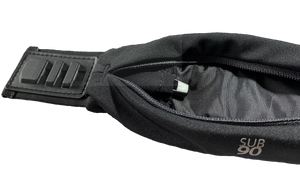 Fitly run Hydro Running Pack open pocket belt