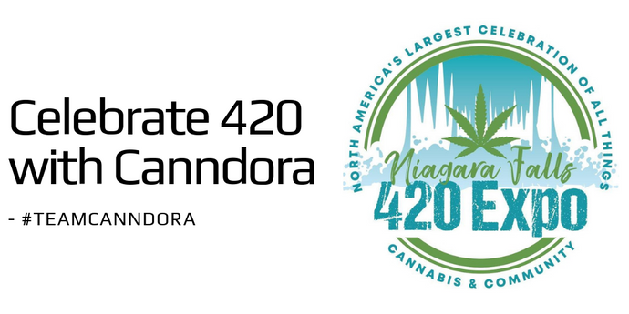 Where to Find #TeamCanndora This 420