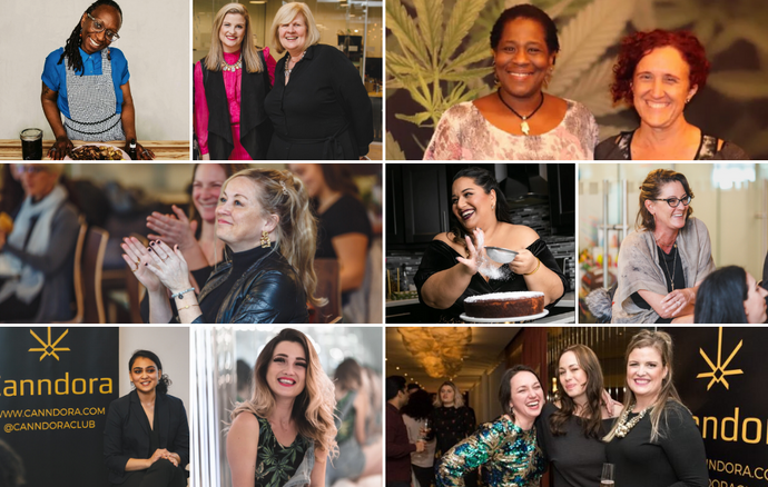 Canndora's Celebration of Women in Cannabis