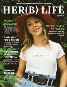The Her(B) Life Launches Magazine, Commemorating the End of Prohibition