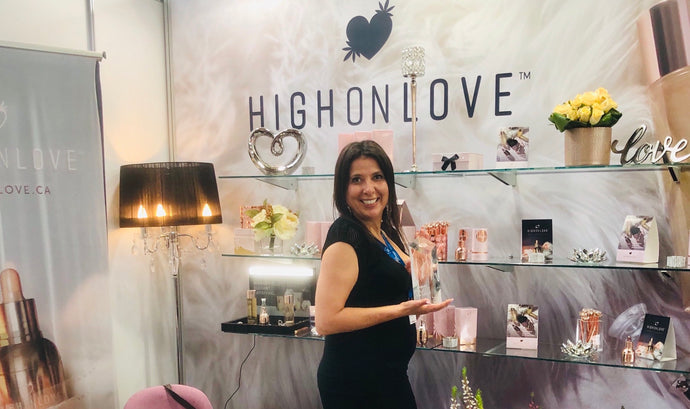 Meet HighOnLove CEO Angela Mustone; Canndora's Newest Partner