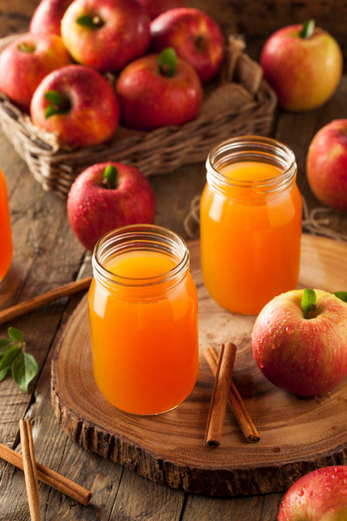 Elevated Hostess: Mighty Hot Butter Apple Cider